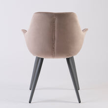 Load image into Gallery viewer, Hugo Armchair - Champagne