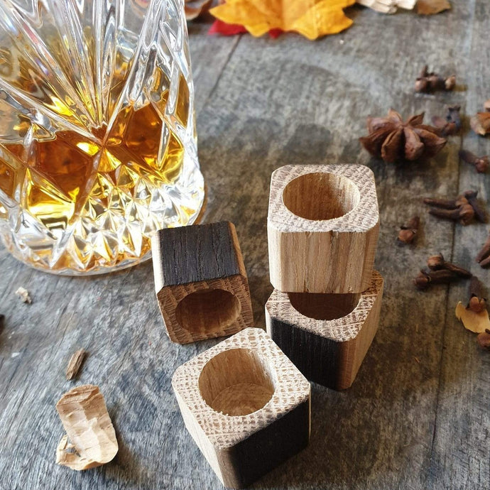 Whiskey Ice Blocks from Whiskey Woodcraft