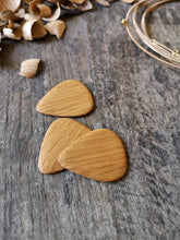 Load image into Gallery viewer, Irish Whiskey Barrel Guitar Pick Set from Whiskey Woodcraft