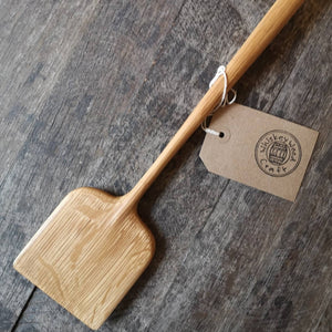 Wooden Spatula from Whiskey Woodcraft
