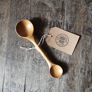 Whiskey Woodcraft Cook's Measuring Spoon
