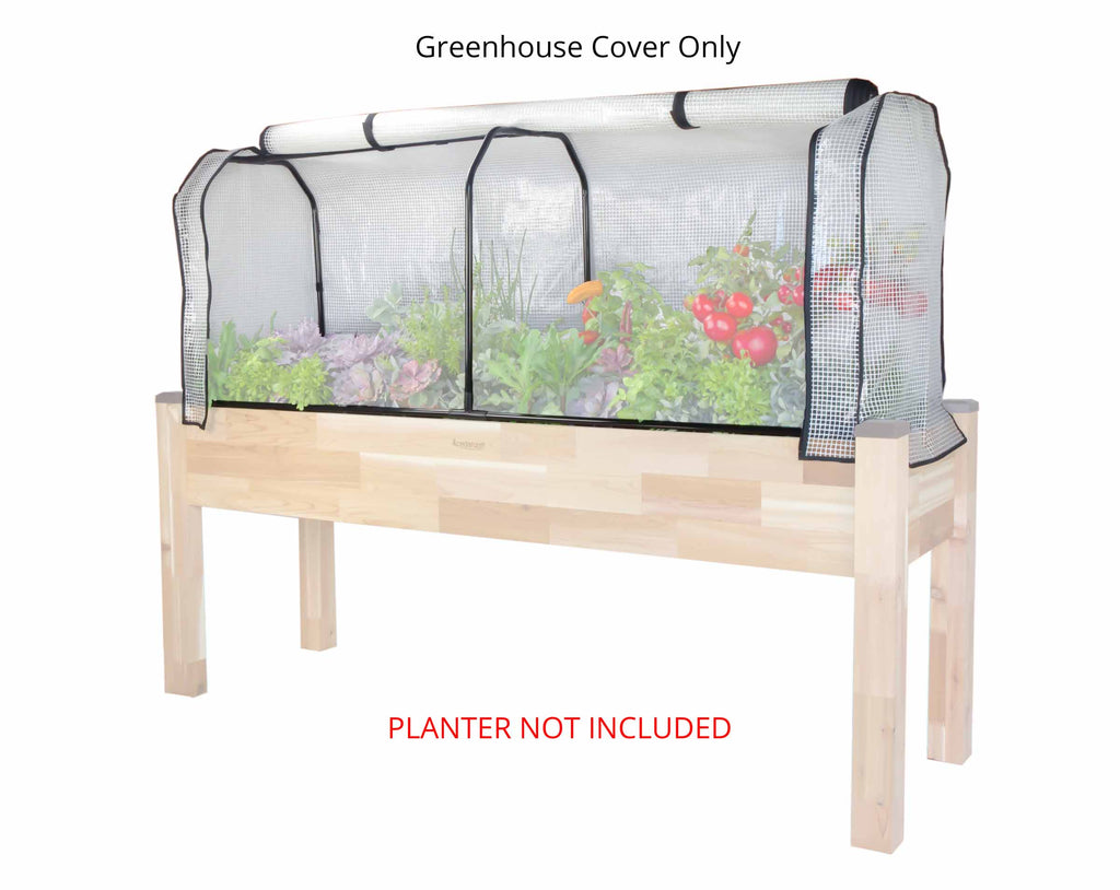 "Greenhouse Cover (21"" x 67"" x 24""H) Large"