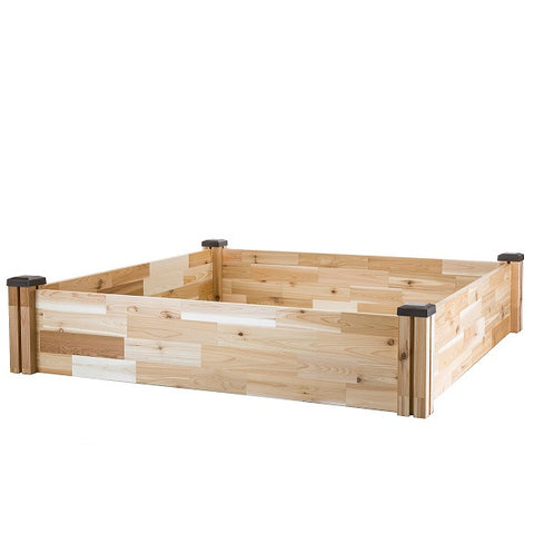 "Raised Garden Bed 49"" x 49"" x 10"""