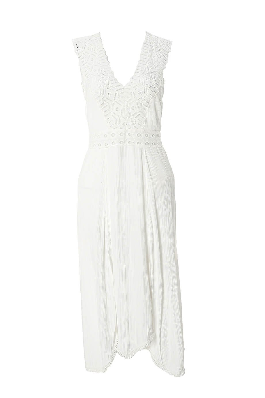DEMETER LACE MAXI DRESS