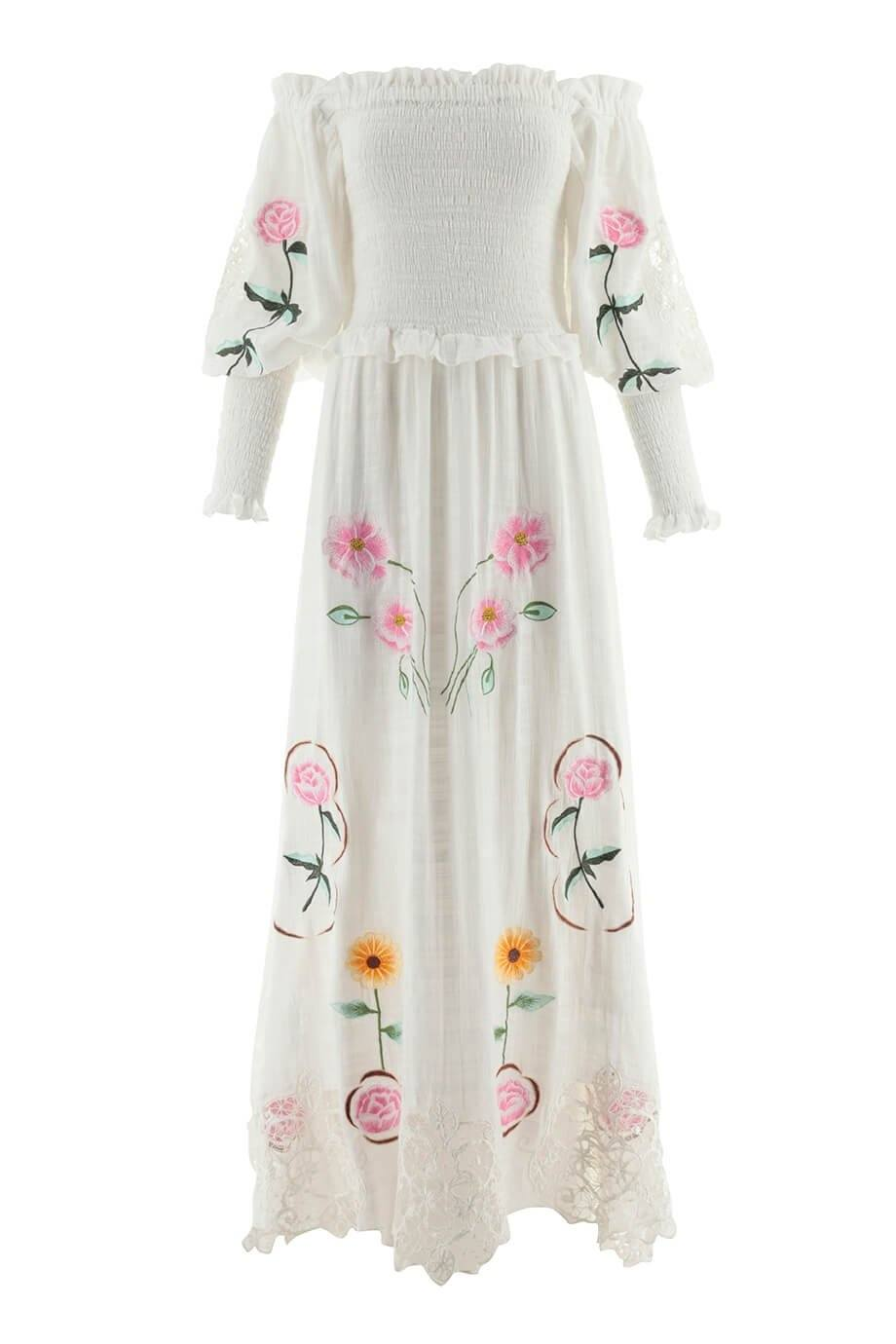 NORWEGIAN WOOD DRESS