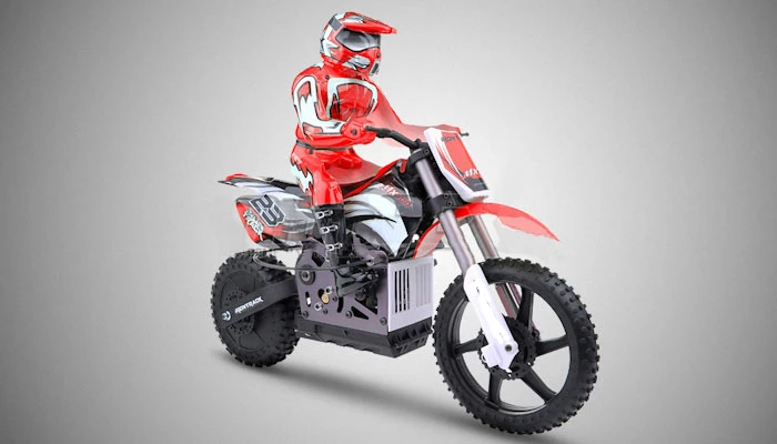 MX 400 Remote Control Off Road Motorcycle
