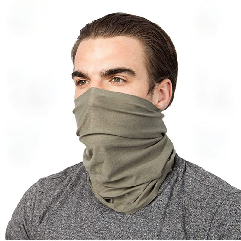 Sun UV Protection Neck Gaiter Face Mask,Magic Scarf