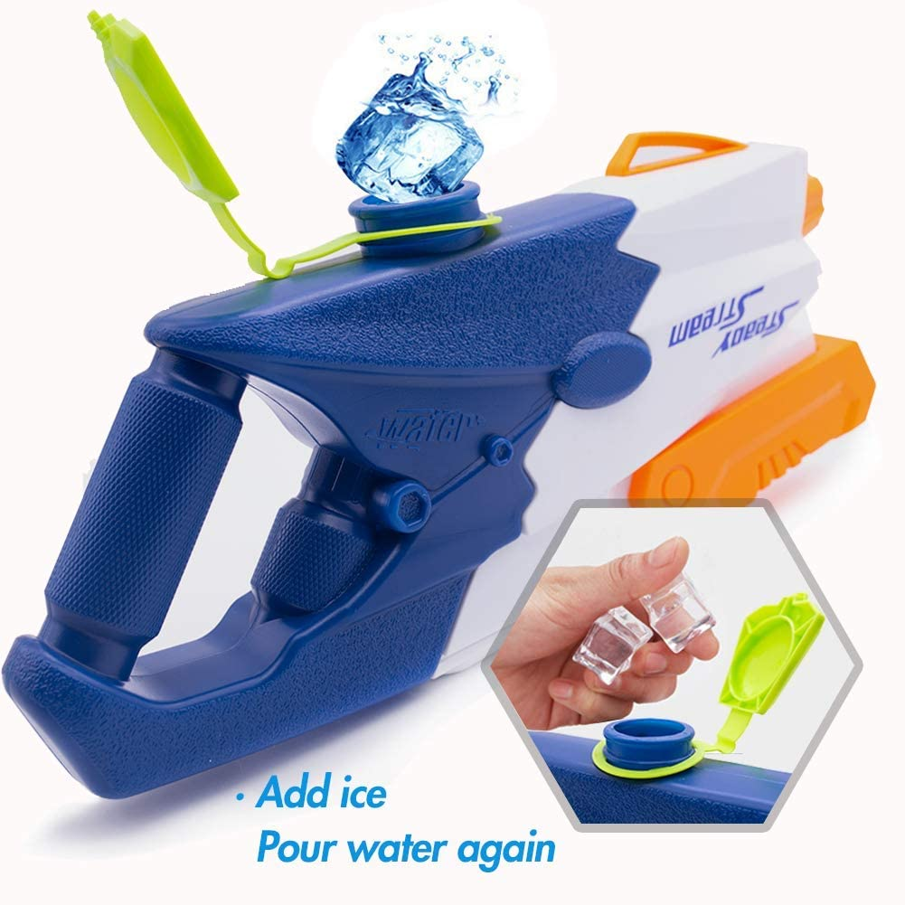 Water Guns for Kids, 2Pack Super Squirt Guns Water Blaster Set