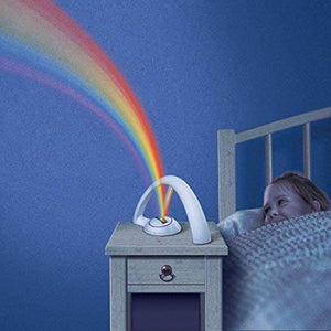 ColorLamp™ Rainbow Night Light Projector Lamp Home Bedroom Lights Romantic Sky