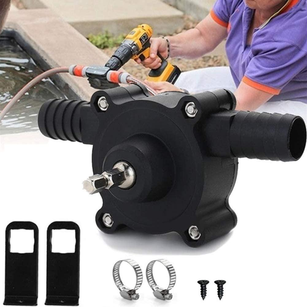 Hand Electric Drill Drive Self Priming Water Transfer Pump