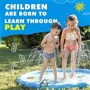 SplashEZ 3-in-1 Sprinkler for Kids