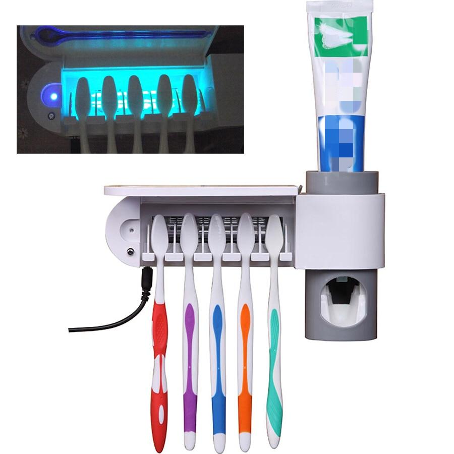 Quick Toothbrush Sterilizer - Brush Ready In 5 Minutes!