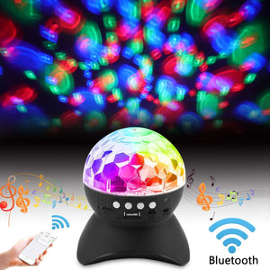 Magic Ball Moving Head Crystal Stage Light