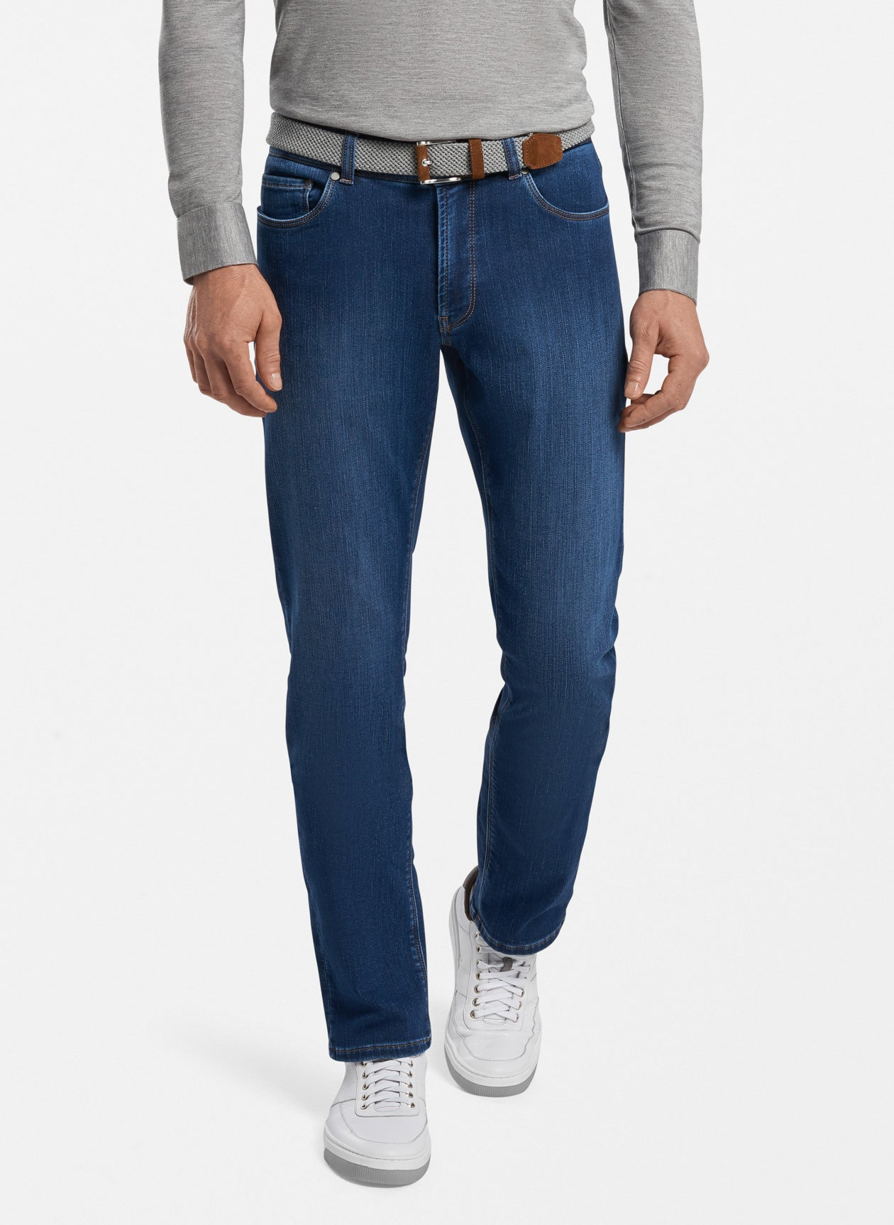 WAYFARE DENIM FIVE-POCKET PANT