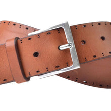 Load image into Gallery viewer, HAYDEN ITALIAN BRIDLE LEATHER BELT