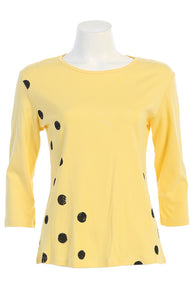 14-1322 LMN Coco Dots - Mary Ann's Shoppe