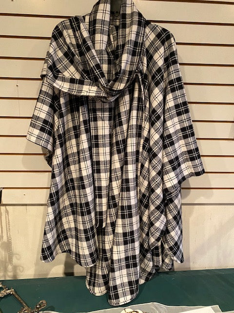 Cape / Scarf by Mademoiselle - Mary Ann's Shoppe