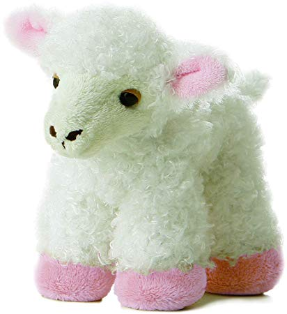 Nina the Lamb Plush