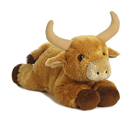 Jesse the Steer Plush