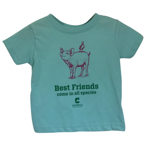 T-Shirt - Children's T-Shirt Best Friends Come in All Species