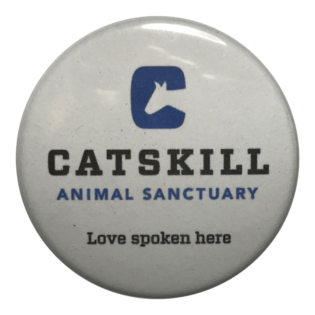 Button- Catskill Animal Sanctuary by Serenity Designs OC