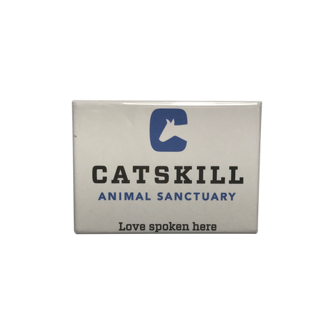 Catskill Animal Sanctuary Fridget Magnet by Serenity Designs OC