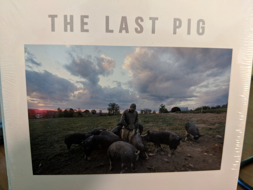 DVD - The Last Pig