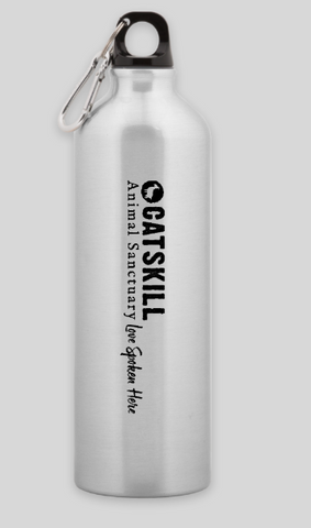 Water Bottle with Logo