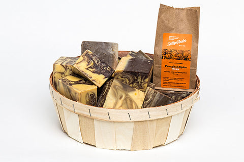 Soap - Pumpkin Spice Essential Soap
