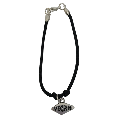 Jewelry-Bracelet - Vegan Pewter Stamped