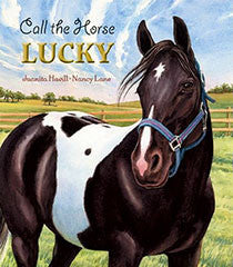 Book-Call the Horse Lucky