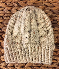 Hat Children's Hand-Knit