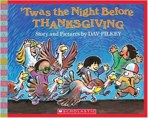 Book-'Twas the Night Before Thanksgiving