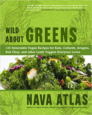 Book-Wild About Greens