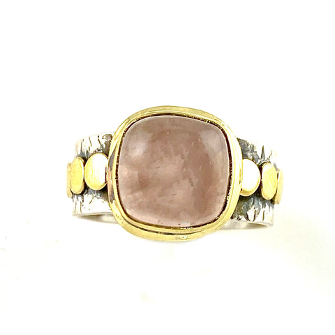 https://kejadesigns.com/collections/sterling-silver-rings/products/rose-quartz-sterling-silver-two-tone-ring