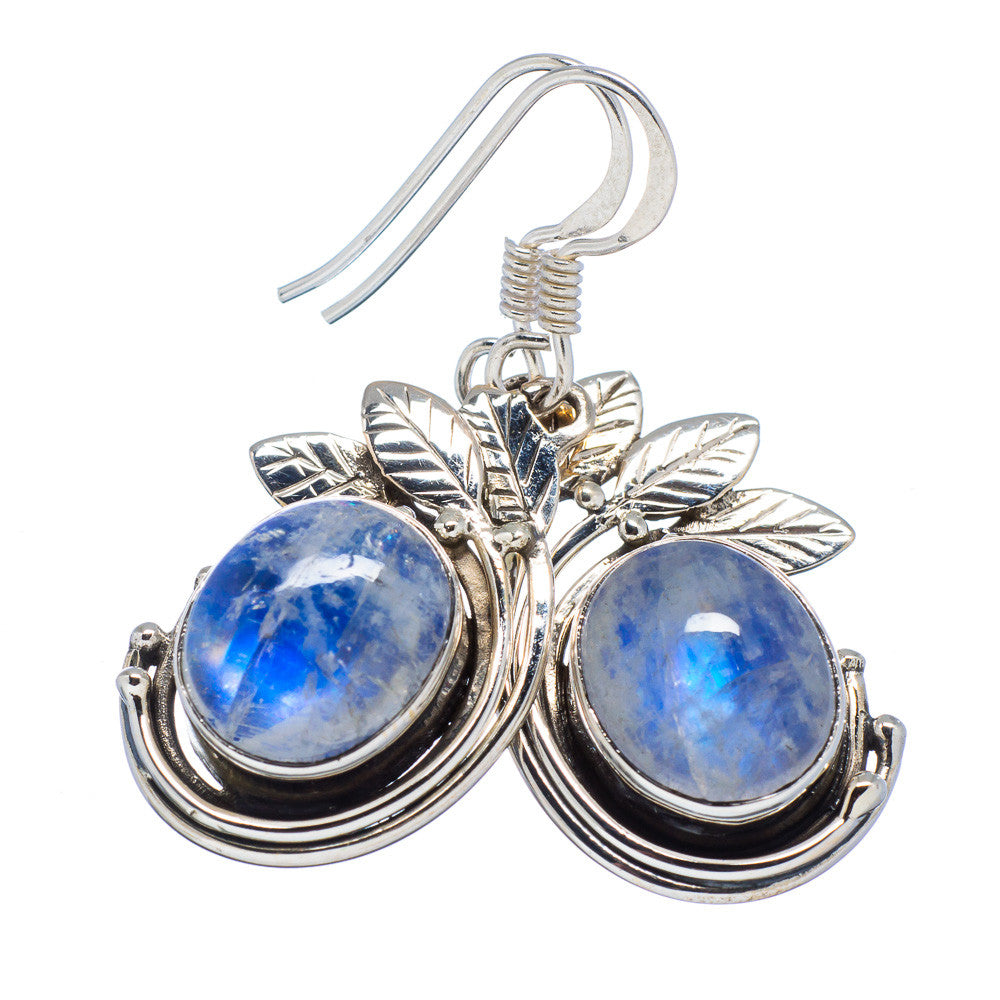 Moonstone Sterling Silver Garden Earrings - Keja Designs Jewelry