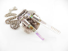 Industrial Revolution Pendant - Keja Designs Jewelry