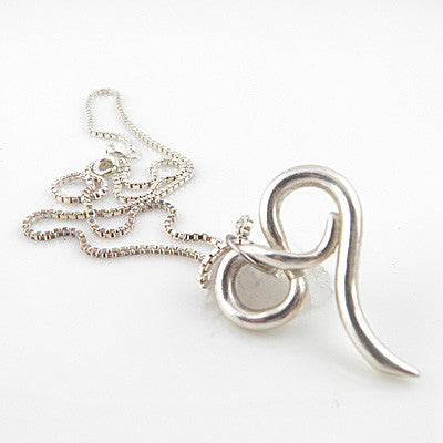 Infinite Love Pendant - Keja Designs Jewelry