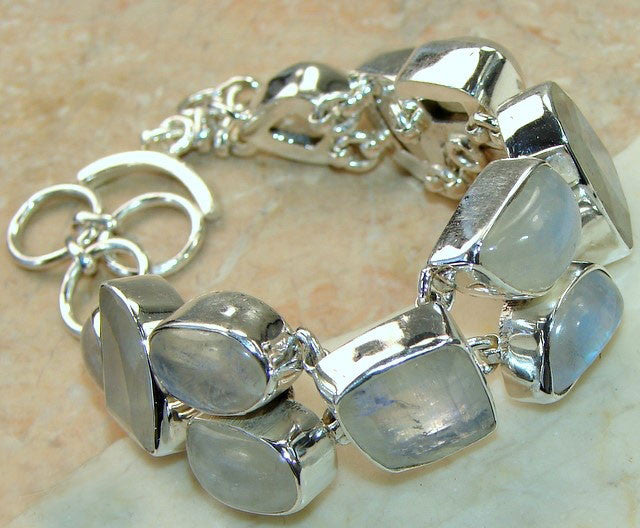 Moonstone Bracelet - Keja Designs Jewelry