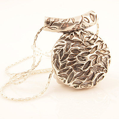 Tree of Life Two Sided Pure SIlver Pendant - Keja Designs Jewelry