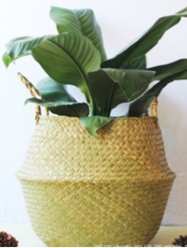 Pure Seagrass Basket (Medium)