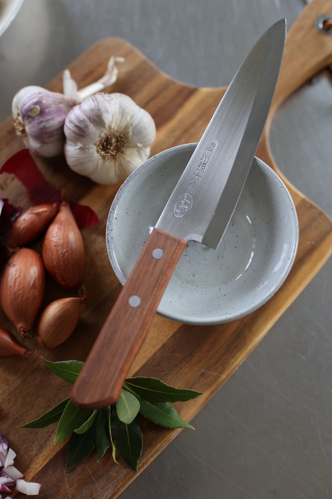 Nakano Wooden Series Knife Set