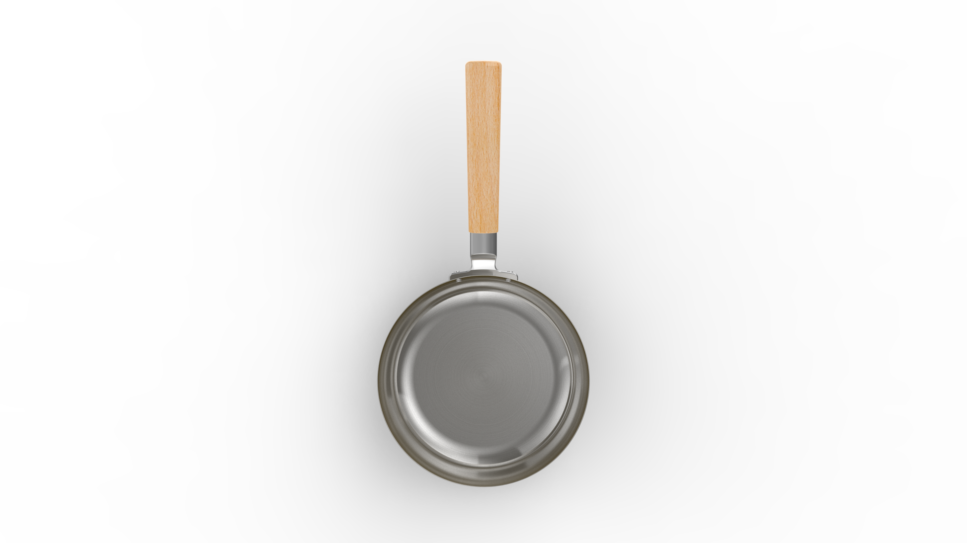 Silver Edition Iron Pan 7.1 Inch