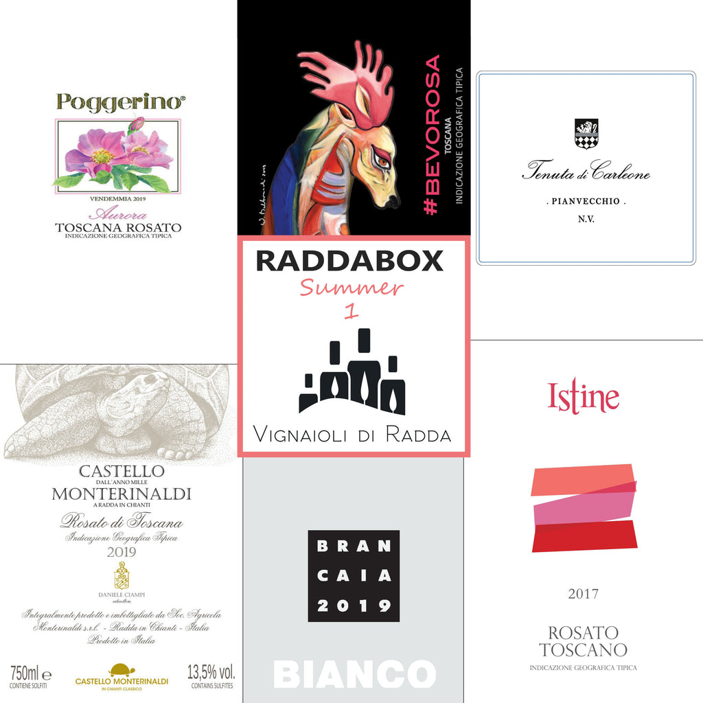 RADDABOX SUMMER 1 for the US