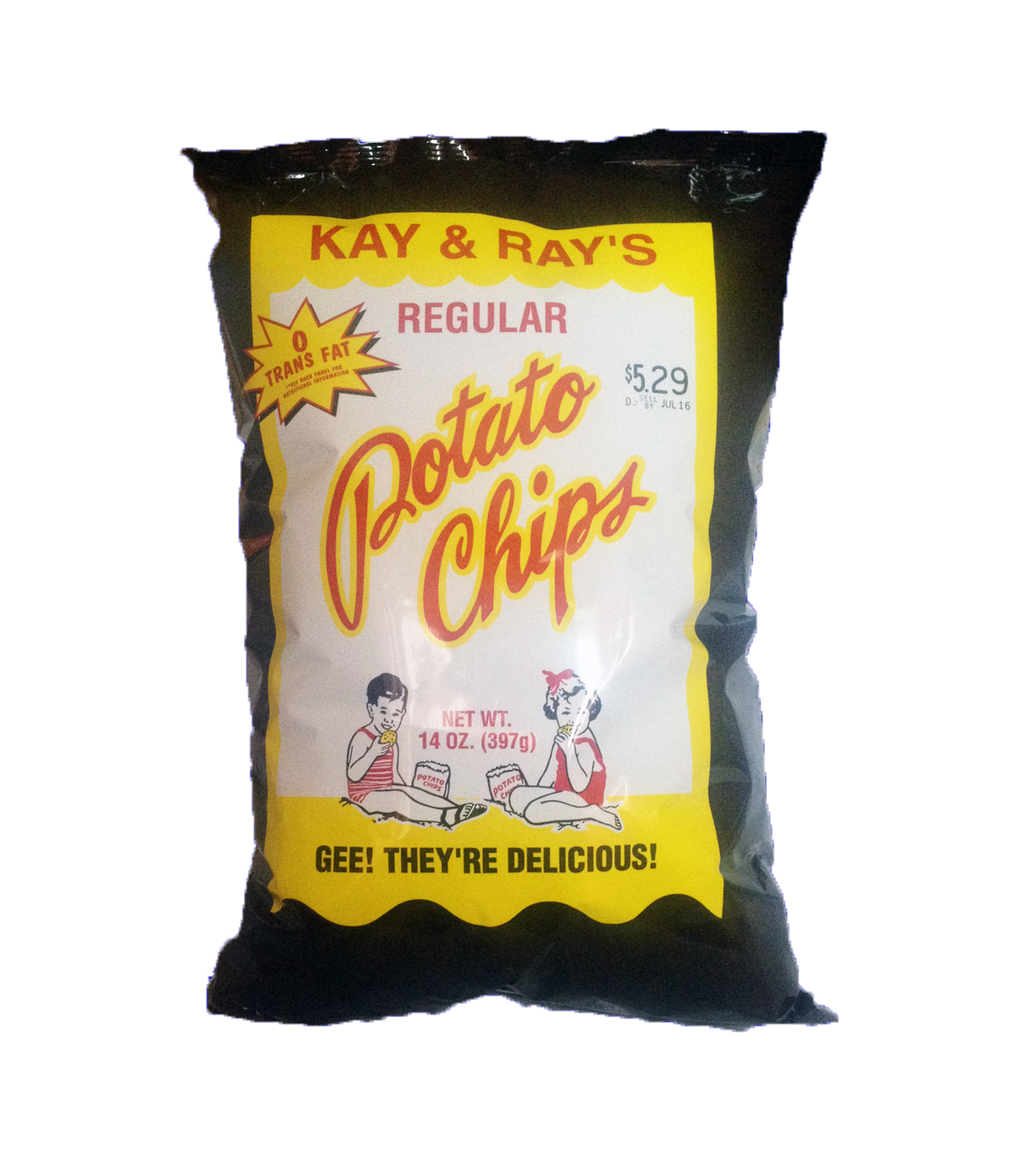 The Kay and Ray's Nibbler (4-14oz bags)