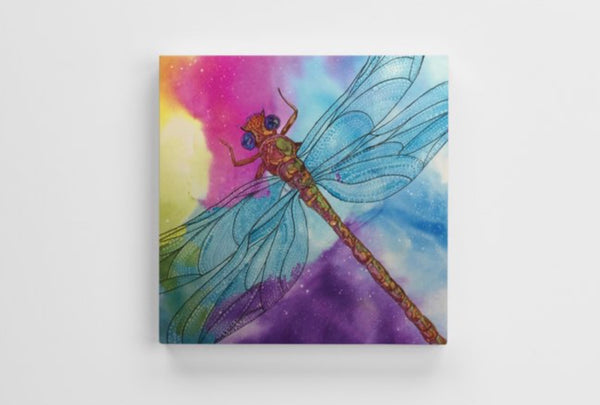 Canvas Print - Dragonfly