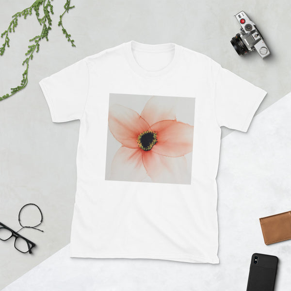 T-Shirt - Coral Flower