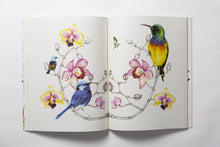 Load image into Gallery viewer, Birdtopia Colourly Adult Coloring Book