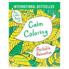 Load image into Gallery viewer, Calm Coloring Adult Coloring Book Mindfulness