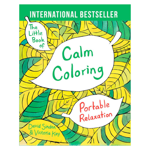 Calm Coloring Adult Coloring Book Mindfulness